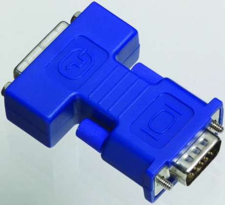 Tripp Lite P126000 P126-000 DVI To Vga Adapter Cable DVI-I To HD15 F / M... 037332096784