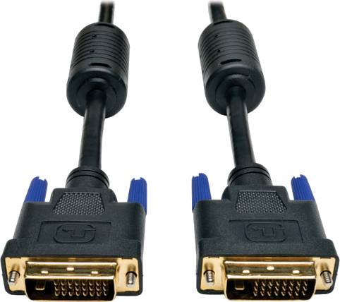 Tripp Lite P560015 P560-015 15FT DVI Digital Monitor Cable Dual Link TMDS DVI-D... 037332149947