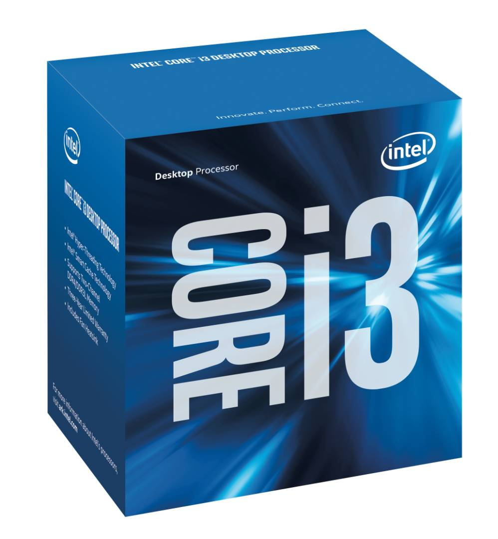 Intel BX80677I37100 BX80677I37100 Core I3-7100 LGA1151 3.9G 3M Box Kaby Lake 735858330107