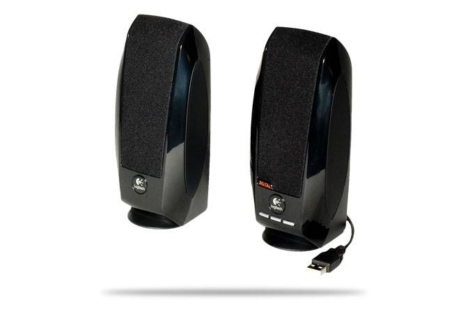 Logitech 980000028 980-000028 S150 2PC USB DIGITAL SPEAKERS BUILT-IN CONTROLS 097855045898