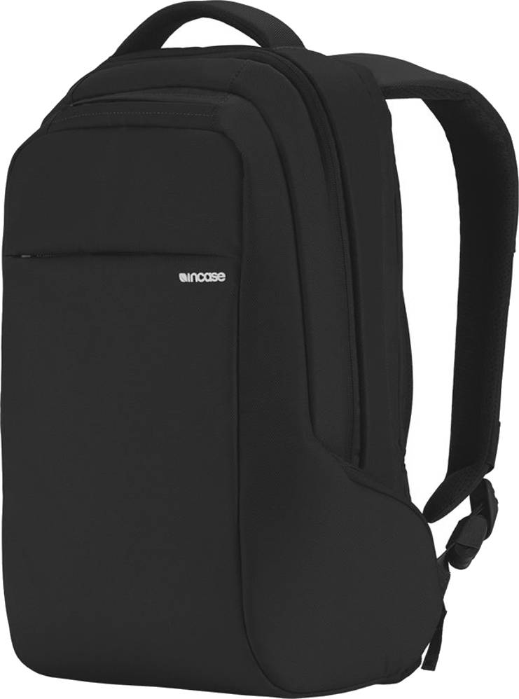 Incase CL55535 Icon Slim Backpack Nylon Black 650450134420