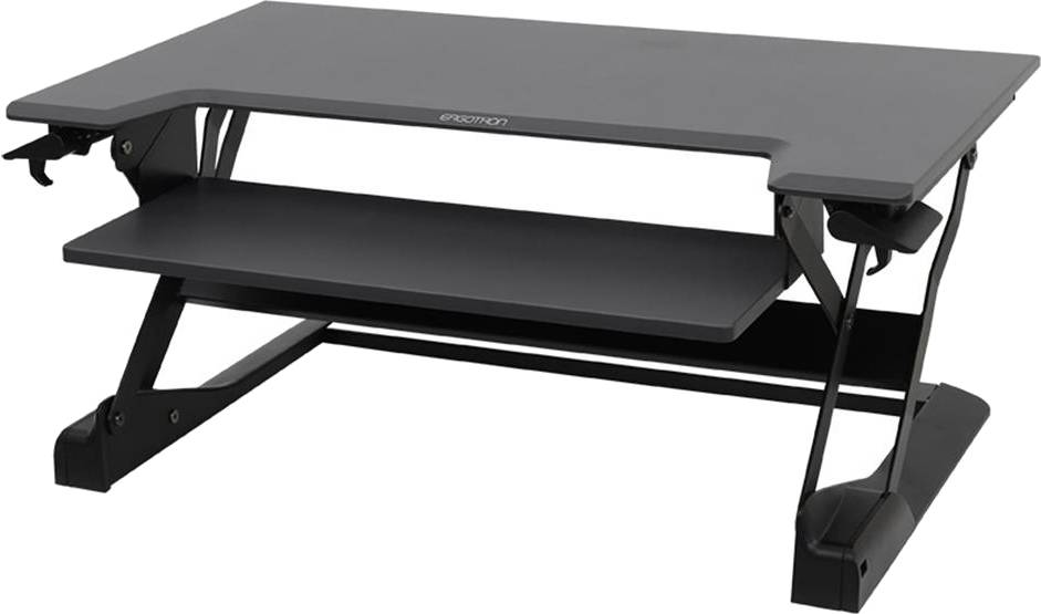 Ergotron 33-418-085 - Workfit-tl Sit-stand Desktop Workstation Taa Compliant - click for details.