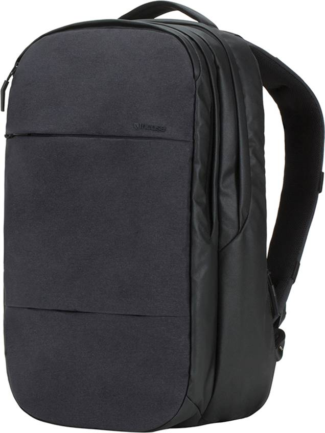 Incase CL55450 - City Collection Black Backpack - click for details.