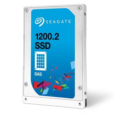 Seagate ST480FM0003 - 480gb 1200 Ssd Sas 2.5in 2048mb - click for details.
